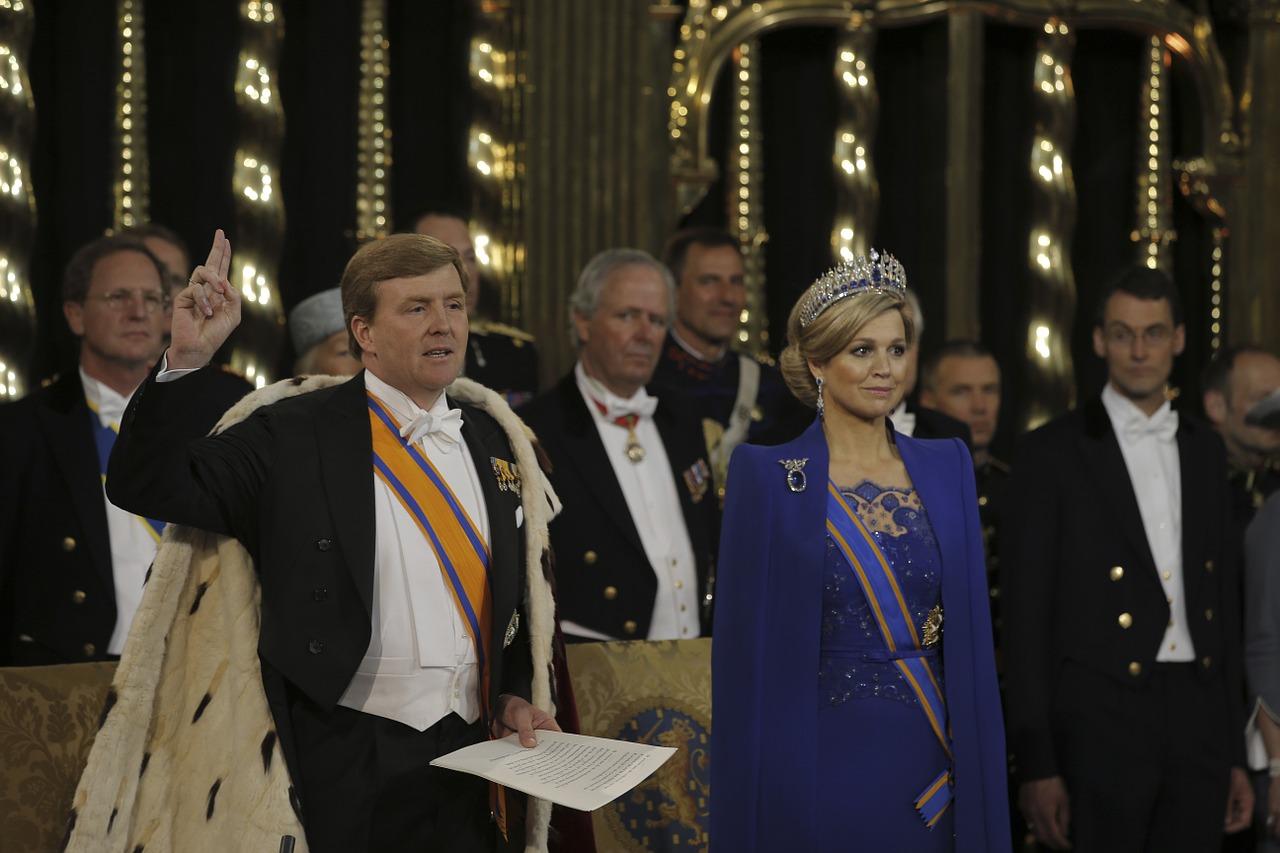 niderlandica, holandia, król