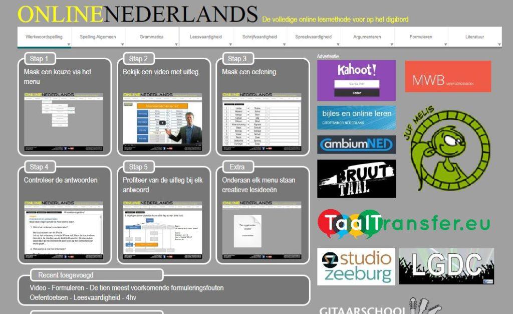 niderlandica, serwis onlinenederlands