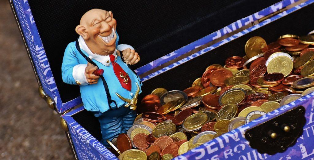 niderlandica, spekulacje finansowe