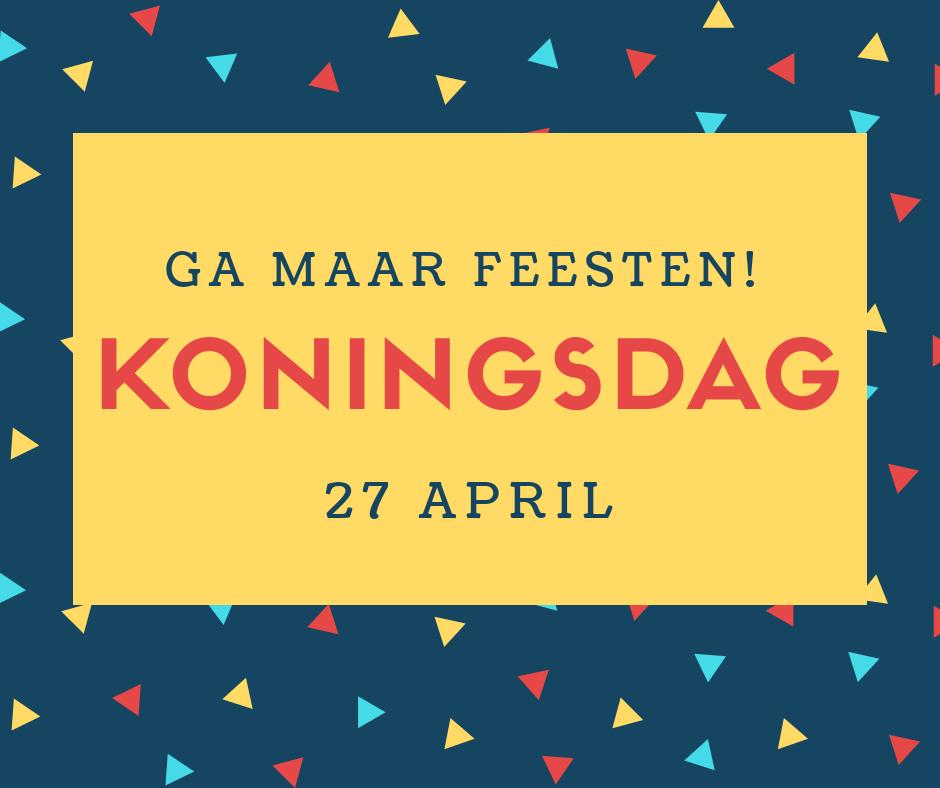 Niderlandica, Holandia, koningsdag