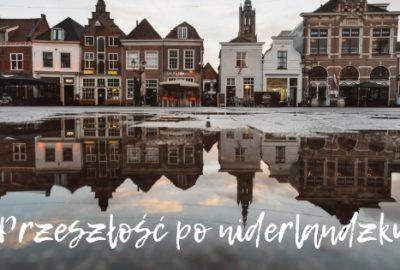 niderlandica, holenderski, czas przeszły
