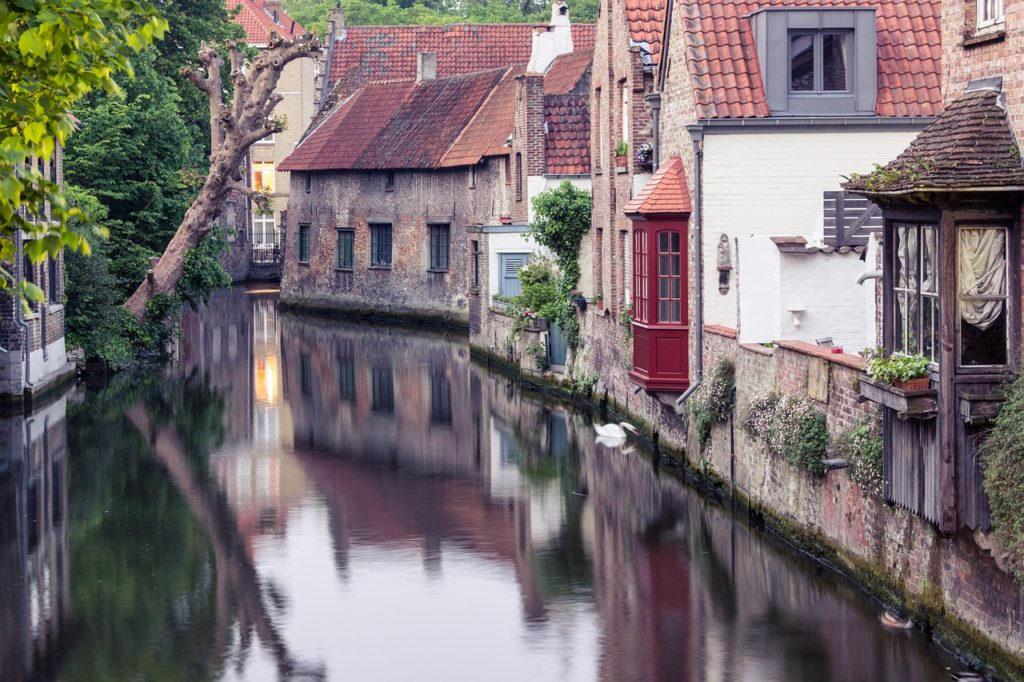 niderlandica, belgia, co zobaczyć